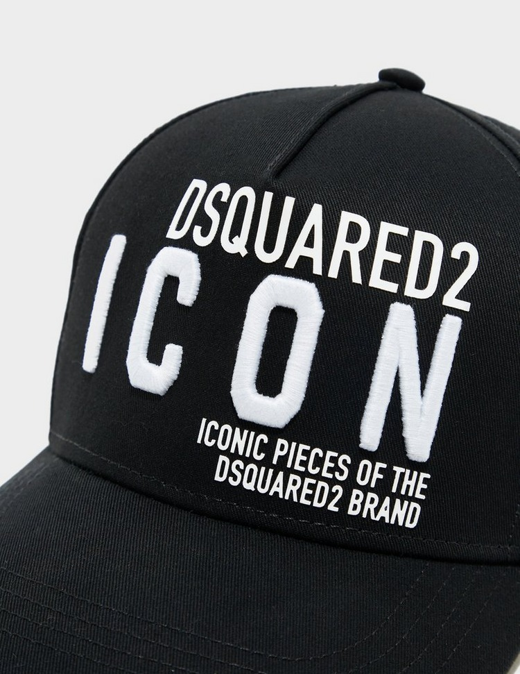 Dsquared2 Icon Patch Cap