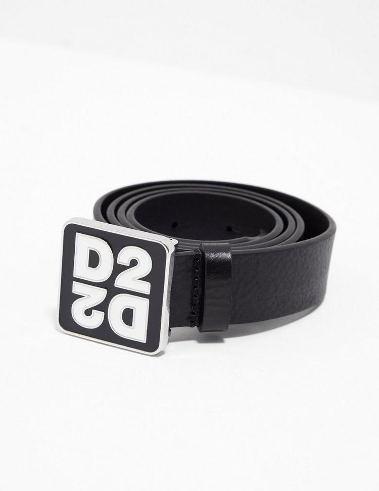Dsquared2 D2 Square Buckle Belt