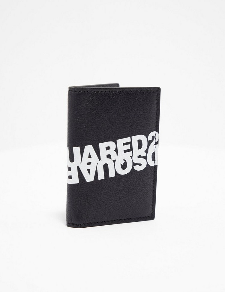 Dsquared2 Mirror Logo Card Wallet