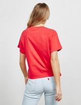Levis 90'S Logo Crop Short Sleeve T-Shirt
