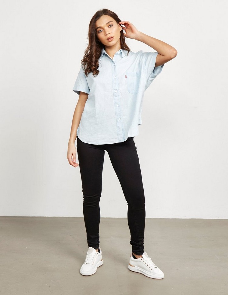 Levis Alex Short Sleeve Denim Shirt