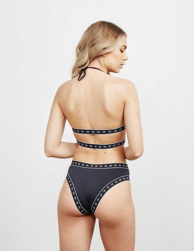 Calvin Klein Swim High Waist Bikini Briefs