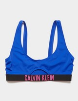 Calvin Klein Swim Print Bikini Top