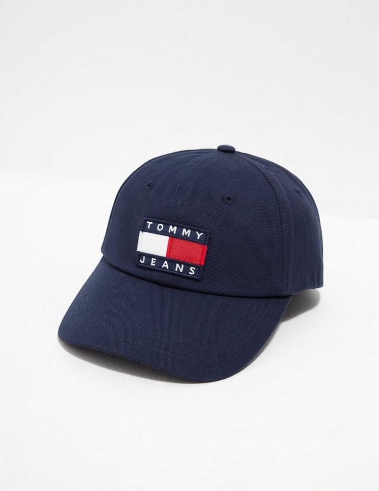 Tommy Jeans Heritage Flag Logo Cap