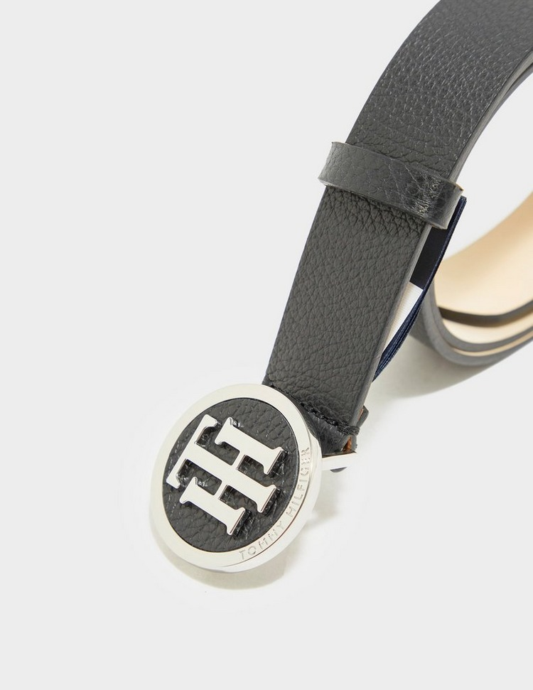 Tommy Hilfiger Round Buckle Belt