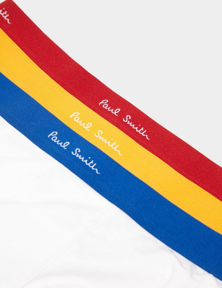 PS Paul Smith 3 Pack Contrasting Boxer Shorts