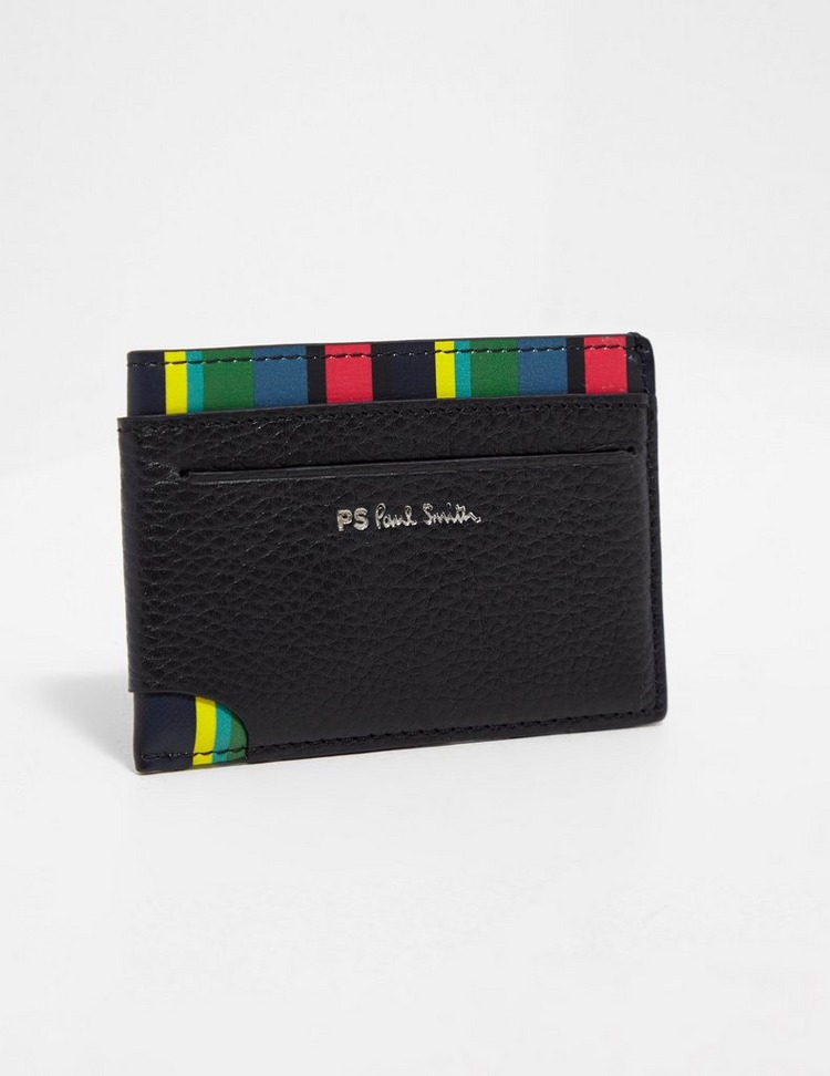 PS Paul Smith Stripe Card Holder