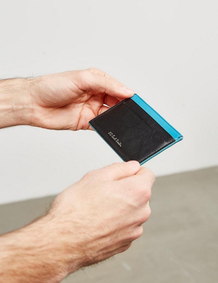 PS Paul Smith Zebra Card Holder