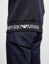 Emporio Armani Waist Logo Crew Sweatshirt