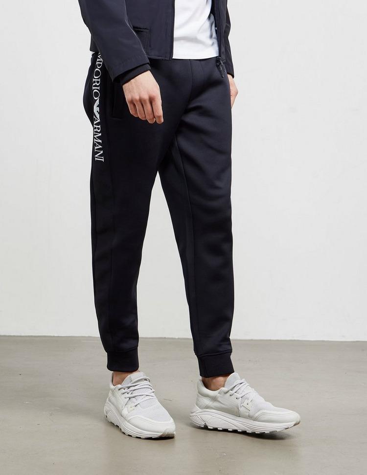 Emporio Armani Waist Logo Track Pants
