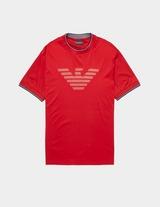 Emporio Armani Tipped Eagle Short Sleeve T-Shirt