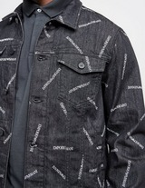 Emporio Armani Logo Denim Jacket