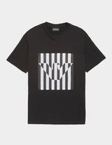 Emporio Armani Deck Stripe Short Sleeve T-Shirt