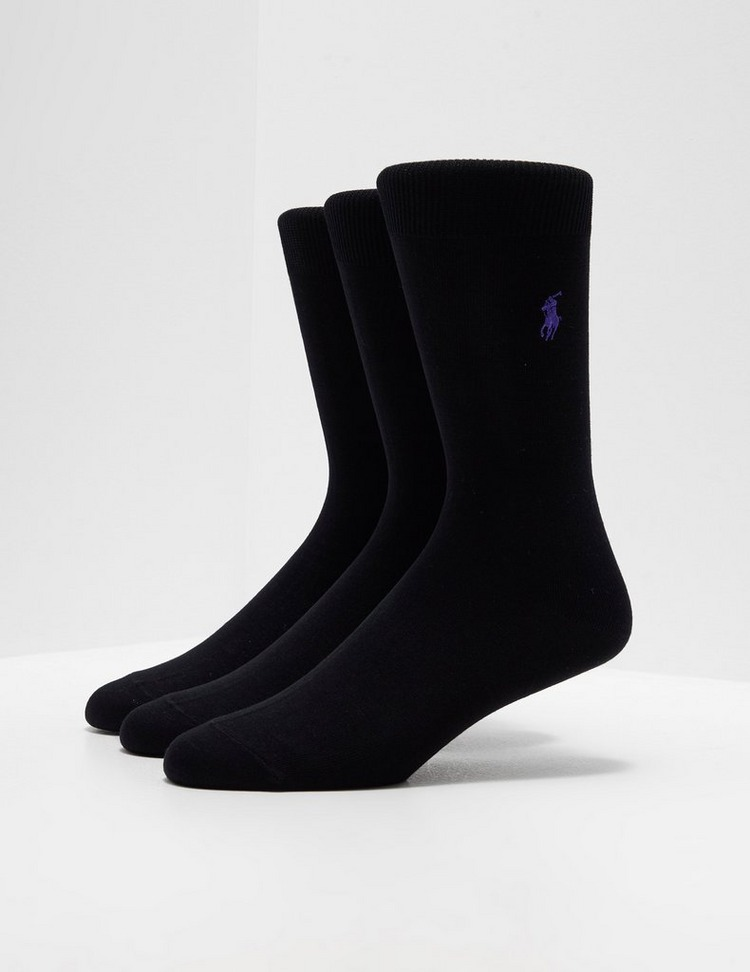 Polo Ralph Lauren 3 Pack Polo Player Socks