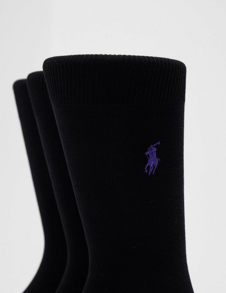 Polo Ralph Lauren 3 Pack Polo Player Socks