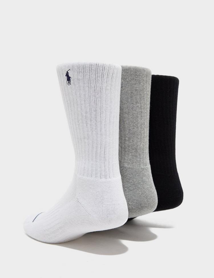 Polo Ralph Lauren 3 Pack of Logo Socks