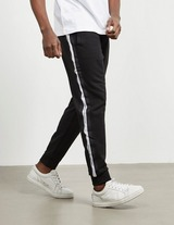 Emporio Armani Logo Tape Fleece Pants