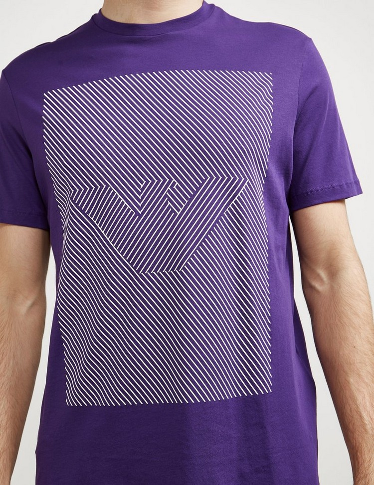Emporio Armani Magic Eye Eagle Short Sleeve T-Shirt