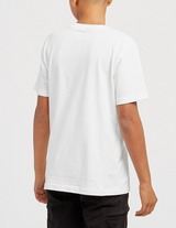 CP Company Stripe Logo Short Sleeve T-Shirt