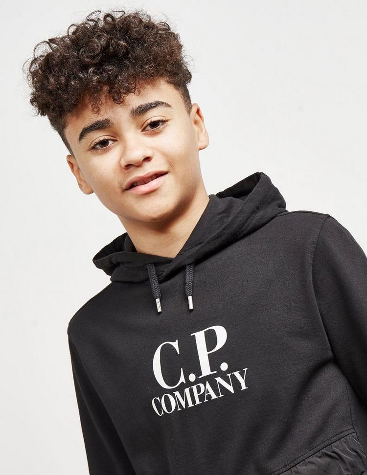 CP Company Logo Overhead Hoodie