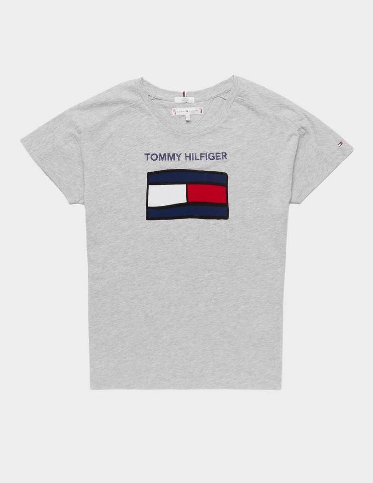 Tommy Hilfiger Flag Short Sleeve T-Shirt