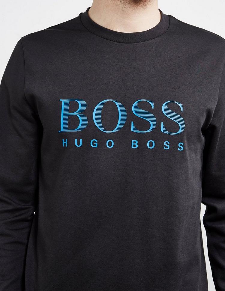 BOSS Track Logo Sweatshirt