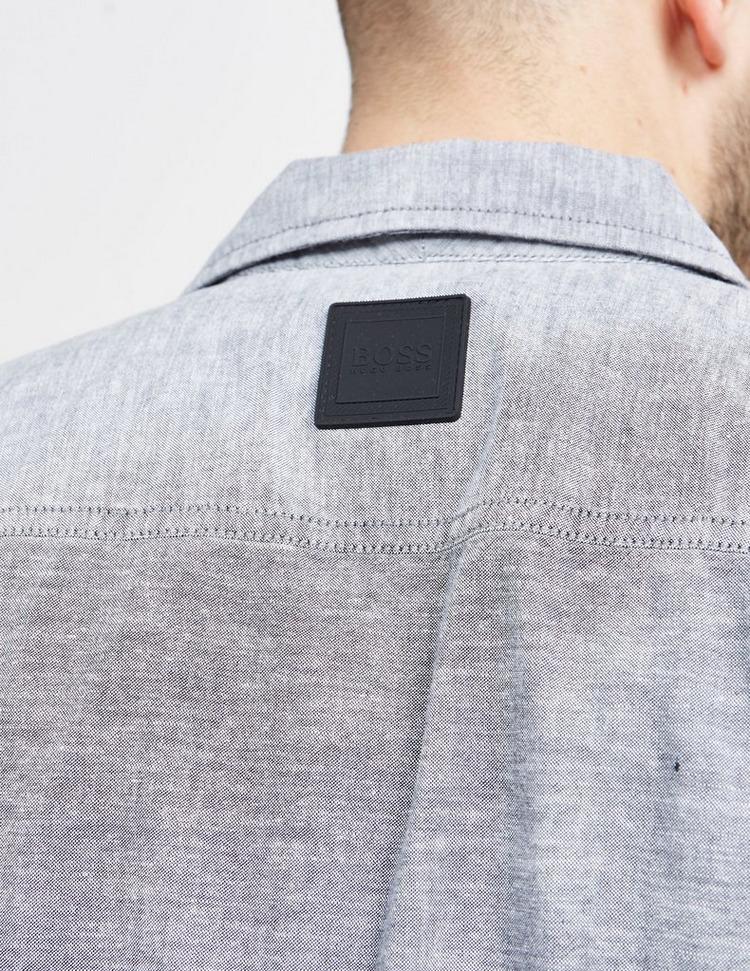BOSS Lovel Full Zip Overshirt