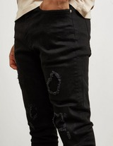 Represent Ripped Skinny Jeans - Exclusive