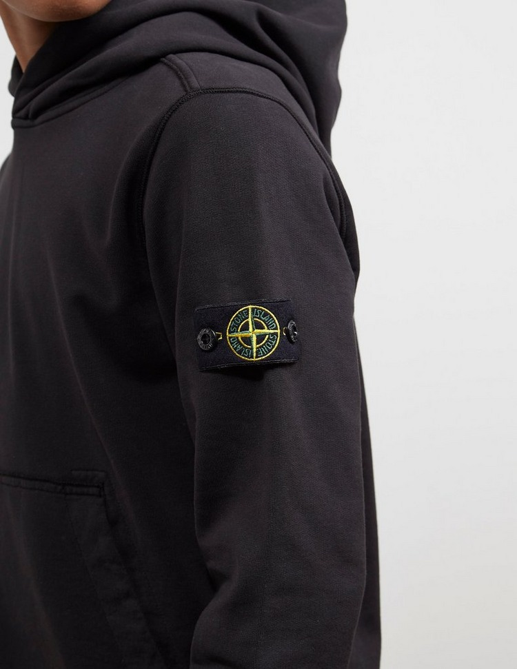 Stone Island Junior Badge Pocket Hoodie