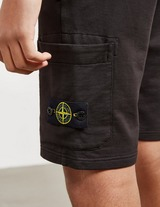 Stone Island Junior Badge Shorts