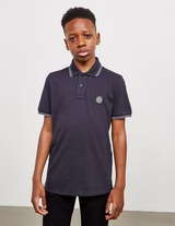 Stone Island Junior Short Sleeve Polo Shirt