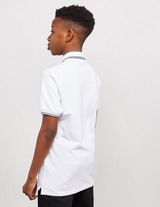 Stone Island Junior Short Sleeve Polo Shirt