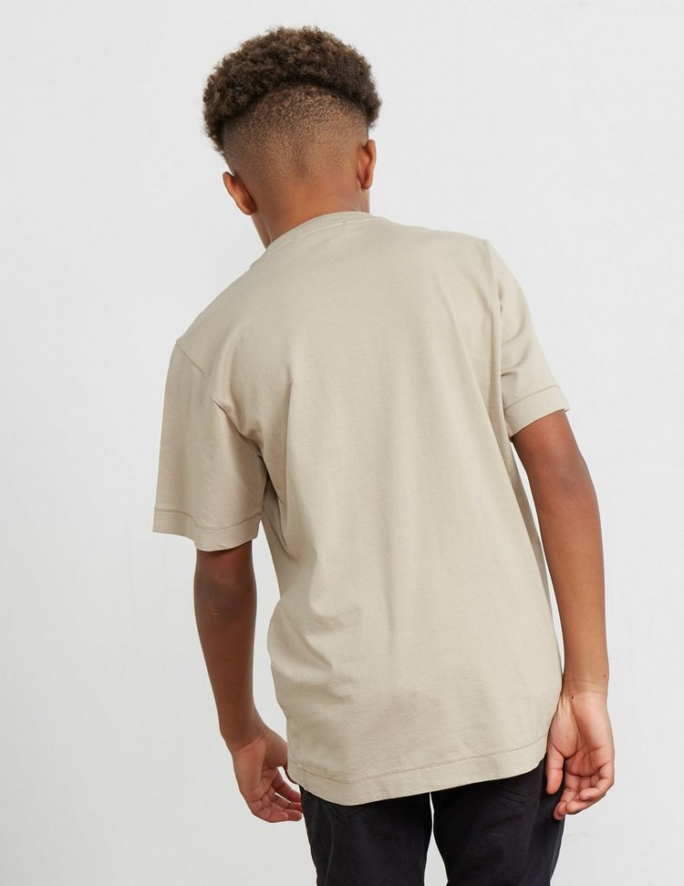 Stone Island Junior Patch Short Sleeve T-Shirt