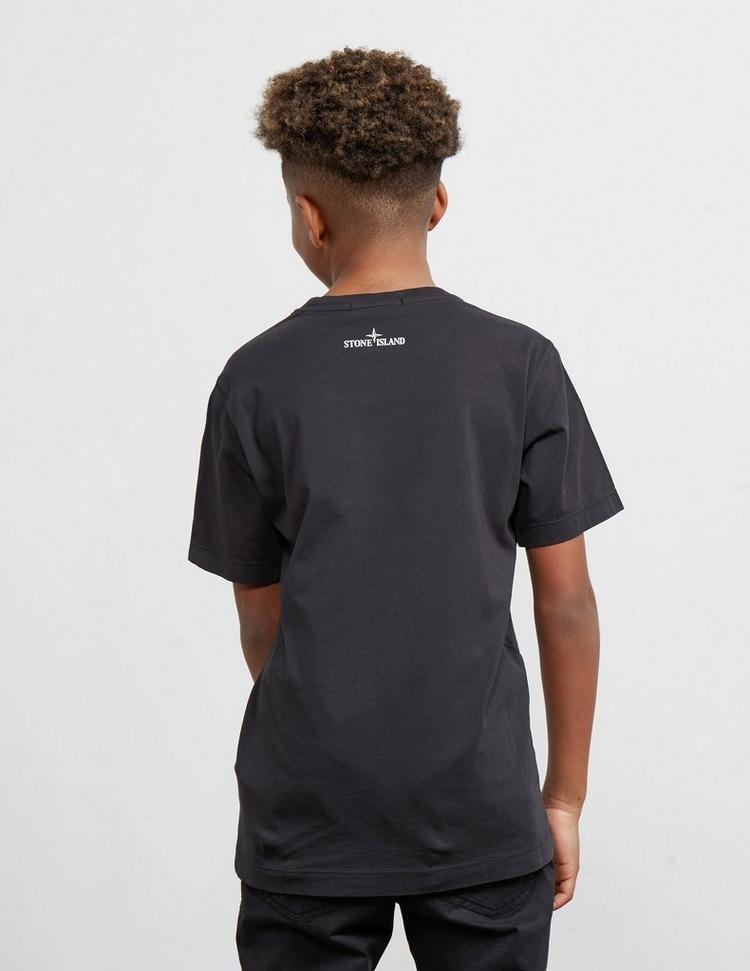 Stone Island Camouflage Short Sleeve T-Shirt