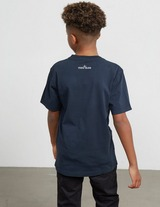 Stone Island Junior Camouflage Short Sleeve T-Shirt