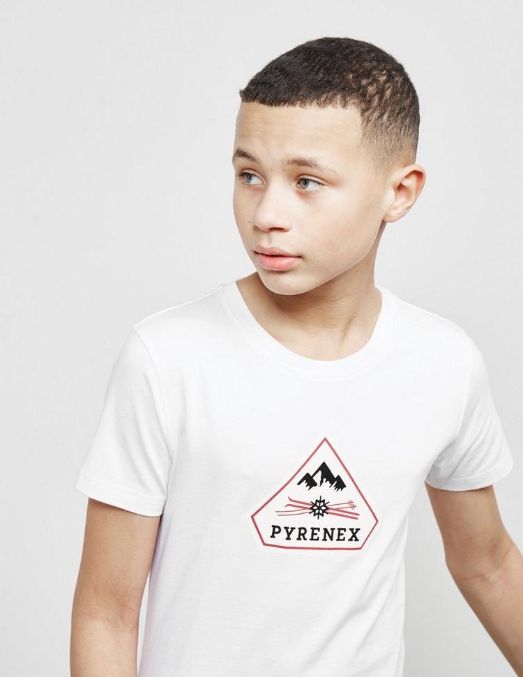 Pyrenex Logo Short Sleeve T-Shirt