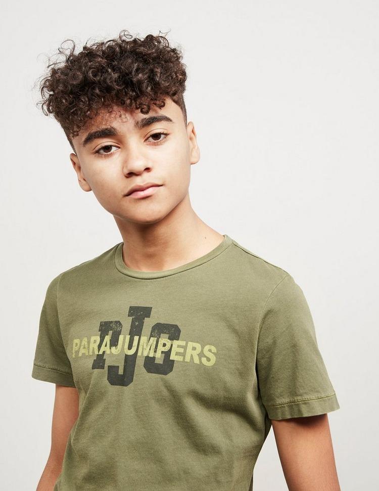Parajumpers Solm Logo Short Sleeve T-Shirt