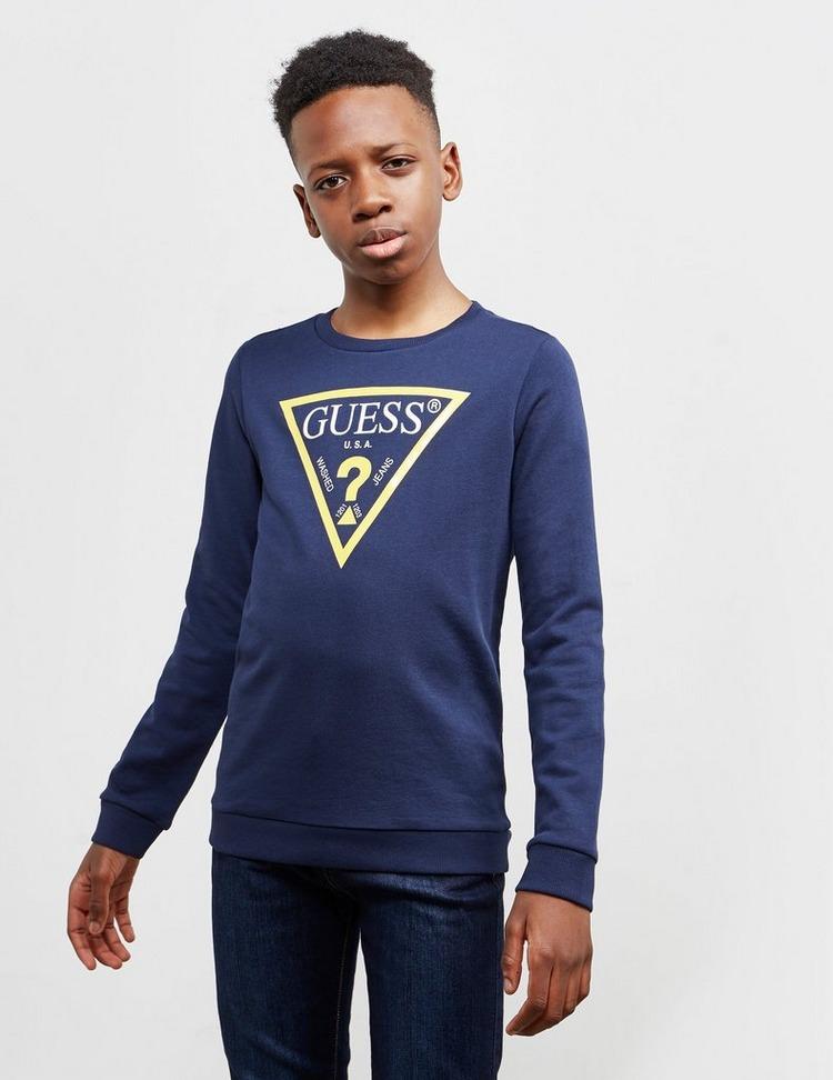 GUESS Crew Sweatshirt