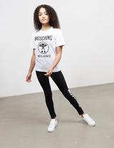 Moschino Milano Logo Short Sleeve T-Shirt