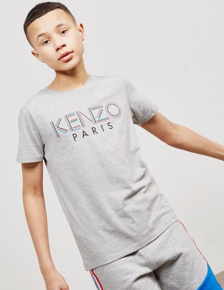 KENZO Logo Short Sleeve T-Shirt