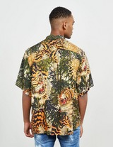 Dsquared2 Tiger Short Sleeve Shirt