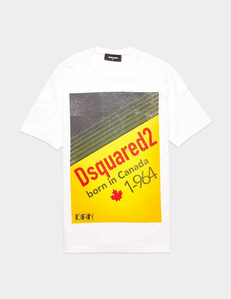 Dsquared2 Kodak Print Short Sleeve T-Shirt