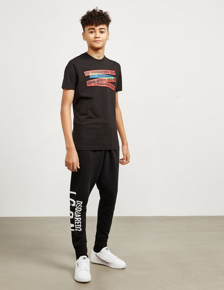 Dsquared2 Multi Tape Short Sleeve T-Shirt