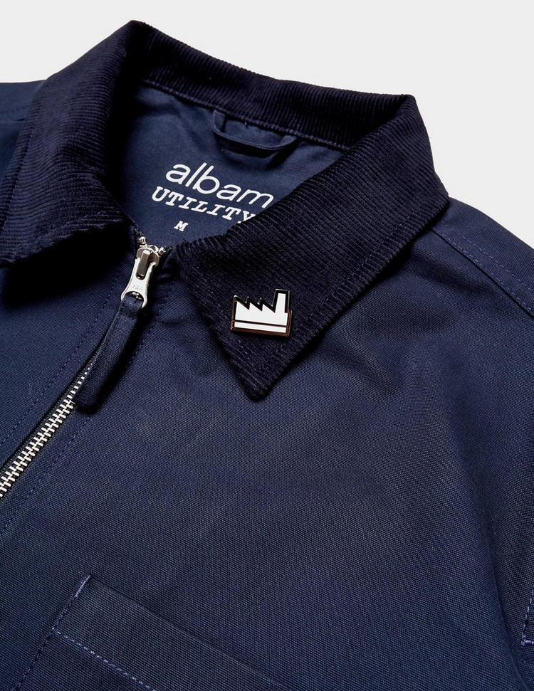 Albam Utility Canvas Jacket