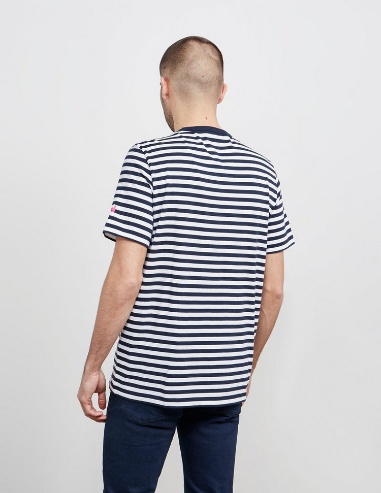 Albam Stripe Short Sleeve T-Shirt