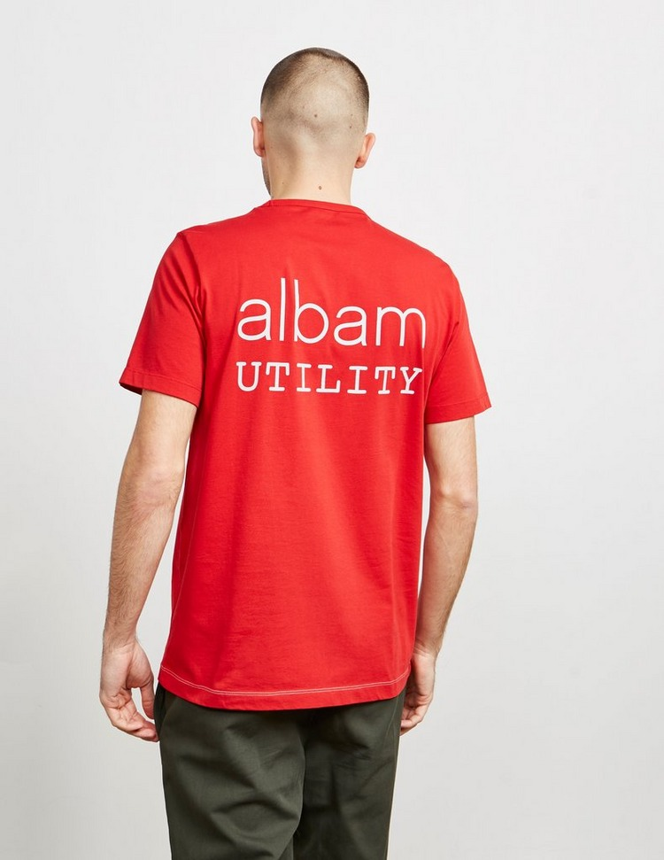 Albam Utility Graphic T-Shirt