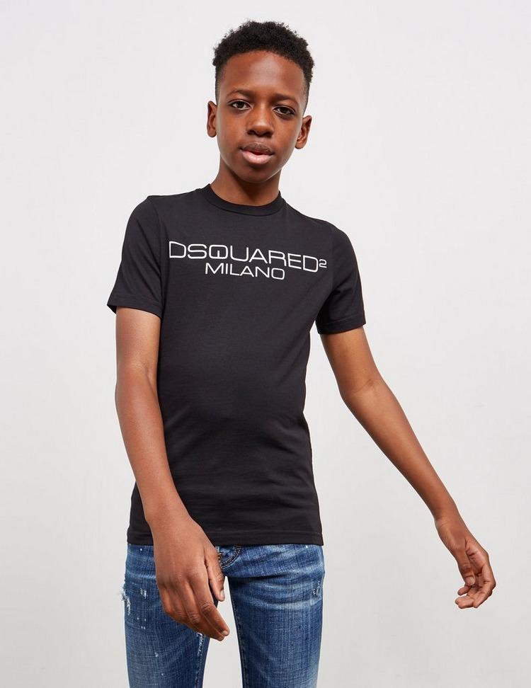 Dsquared2 Milano Short Sleeve T-Shirt