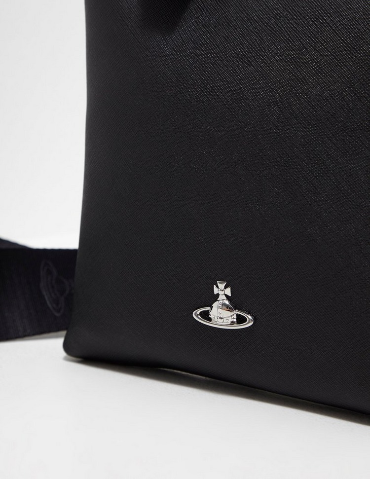 Vivienne Westwood Orb Logo Cross Body Bag