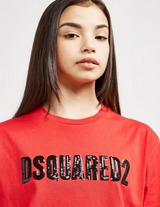 Dsquared2 Sequin Short Sleeve T-Shirt