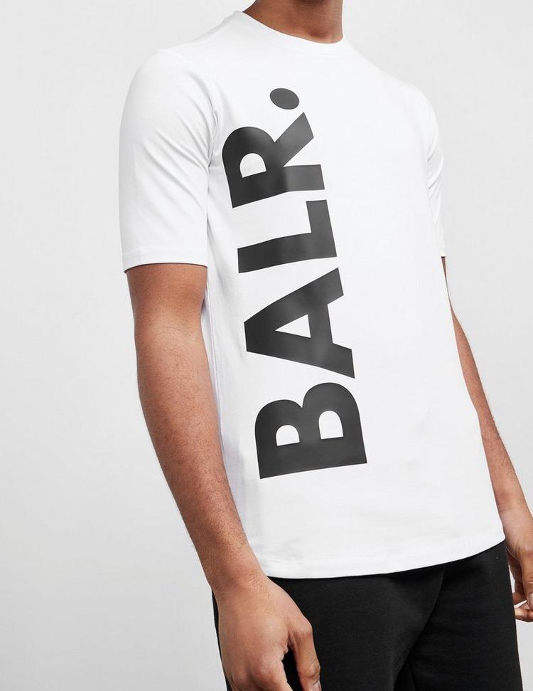 BALR Classic Vertical Logo Short Sleeve T-Shirt